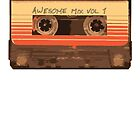 Awesome Mix Vol. 1 by ashraae