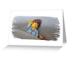 A Good Nights Sleep Greeting Card