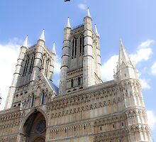 Bombers over the Cathedral by J Biggadike