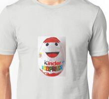 kinder sorpresa Unisex T-Shirt