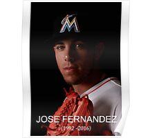 rest in peace jose fernandez Poster