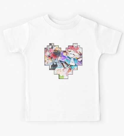 Undertale Heart Kids Tee