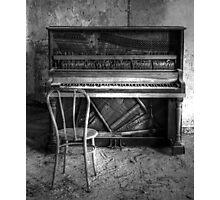 Norwich Piano, Hallet, Davis & Co from Boston Massachusetts Photographic Print