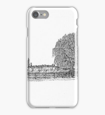 Willow Road iPhone Case/Skin