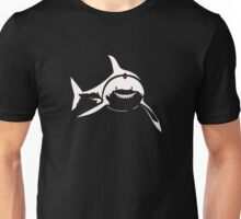 SHARKS WITH FRICKIN LASER BEAMS Funny Unisex T-Shirt