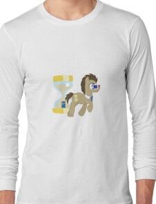 """""""Allons-y!"""" Long Sleeve T-Shirt"""