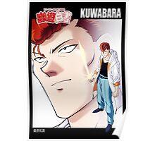 Yu Yu Hakusho - Kuwabara Poster