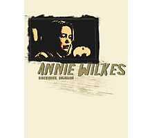 """Annie Wilkes """"Misery"""" Photographic Print"""