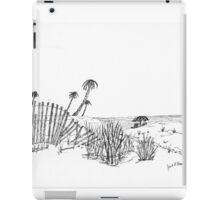 Beach Path iPad Case/Skin