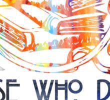 Those Who Don't Believe in Magic - Roald Dahl Sticker