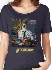 Re-Animator Poster Women's Relaxed Fit T-Shirt