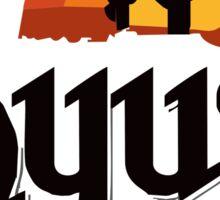 Kyuss Band Sticker