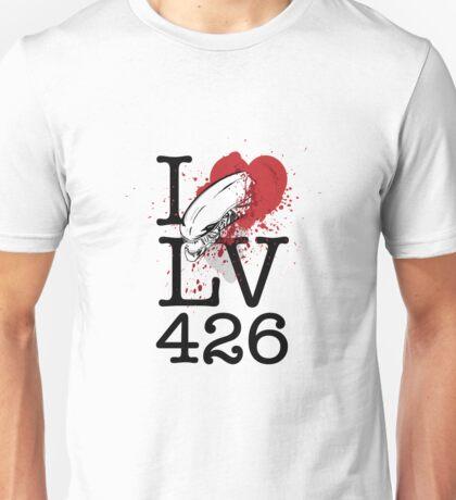 I <3 LV-426 Unisex T-Shirt