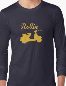 RETRO VESPA Long Sleeve T-Shirt