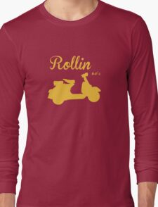 RETRO VESPA Long Sleeve T-Shirt