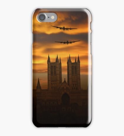 Lincolnshire Bombers iPhone Case/Skin