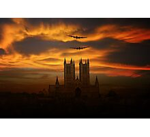 Lincolnshire Bombers Photographic Print