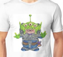 Little Green Predator Unisex T-Shirt