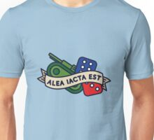 Alea Iacta Est Unisex T-Shirt