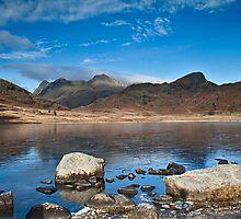 Blea Tarn, Cumbria, uk by Michelle Lovegrove