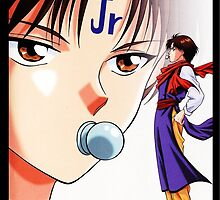Yu Yu Hakusho - Koenma by kerakas