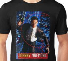 Johnny Mnemonic Unisex T-Shirt