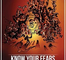 Know Your Fears by LeonWestgate
