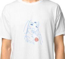 Peachy Girl Shirt Classic T-Shirt