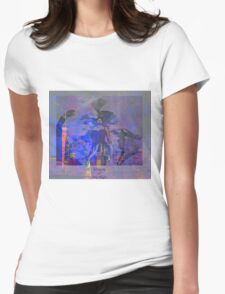 Allegory  009 25 09 Womens Fitted T-Shirt