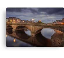 Ouse Bridge  Canvas Print