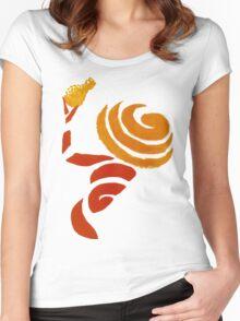 Orangina Women's Fitted Scoop T-Shirt
