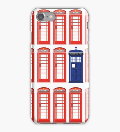 One of These Things - variant iPhone Case/Skin