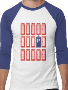 One of These Things - variant Men's Baseball ¾ T-Shirt
