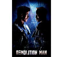 Demolition Man Photographic Print