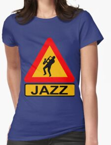 Jazz Womens Fitted T-Shirt
