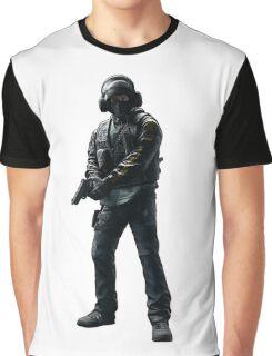 Bandit Rainbow 6 Siege - full Graphic T-Shirt