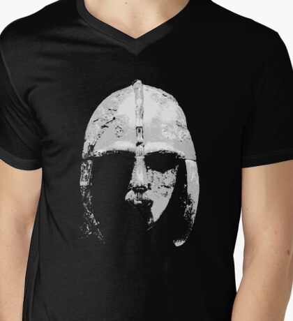 Sutton Hoo Mens V-Neck T-Shirt