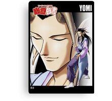 Yu Yu Hakusho - Yomi Canvas Print