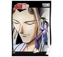 Yu Yu Hakusho - Yomi Poster