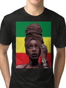 Erykah Badu Tri-blend T-Shirt