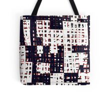 Abstract city landscape  Tote Bag