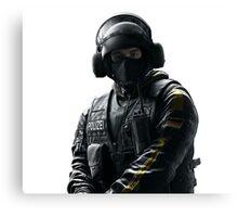 Bandit Rainbow 6 Siege - portait Canvas Print
