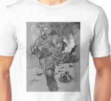Tougher Than Your Average ILOVETHECORPS Marine Turned into a Bone Freak! Unisex T-Shirt