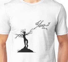 Nature Love (Black) Unisex T-Shirt