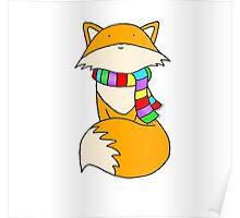 Felix the Fox Poster