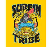Surfin' Tribe. Photographic Print