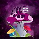 Cheshire Cat by jlechuga
