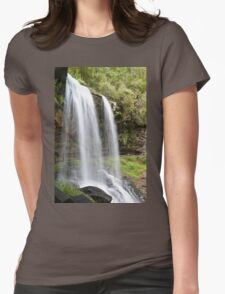 Dry Falls Womens Fitted T-Shirt