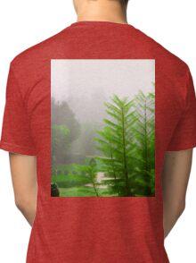 San Diego Morning Fog  Tri-blend T-Shirt