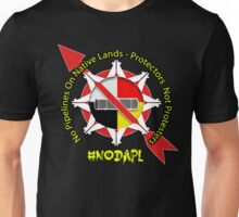No Pipeline On Native Lands  Unisex T-Shirt